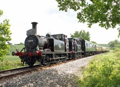 Double-headed Wealden Pullman - 7-6-15