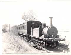 "No 3 ""Bodiam"" in the late 1940s"