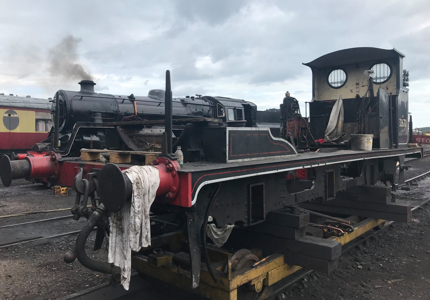 No. 3 and 76084 b 6 Aug 2019 Mike Hart